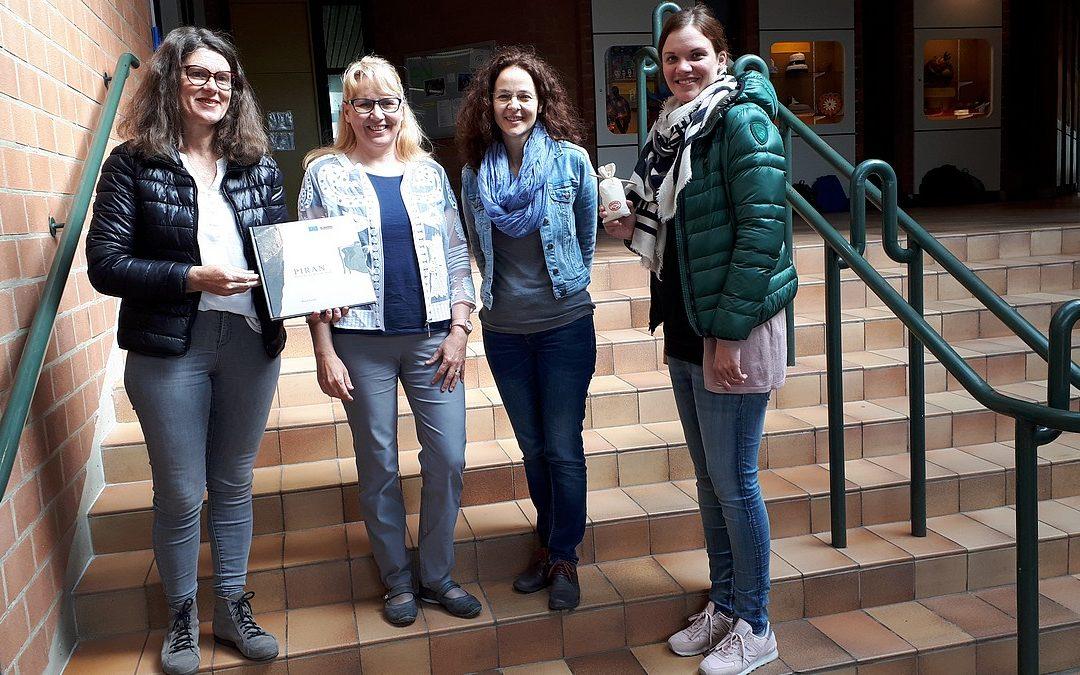 Gostovanje na partnerski šoli v Nemčiji