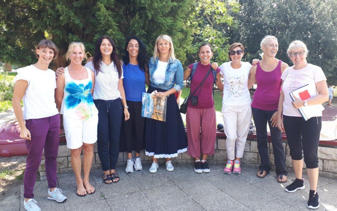 Obisk učiteljic iz Italije na podružnični šoli v Portorožu
